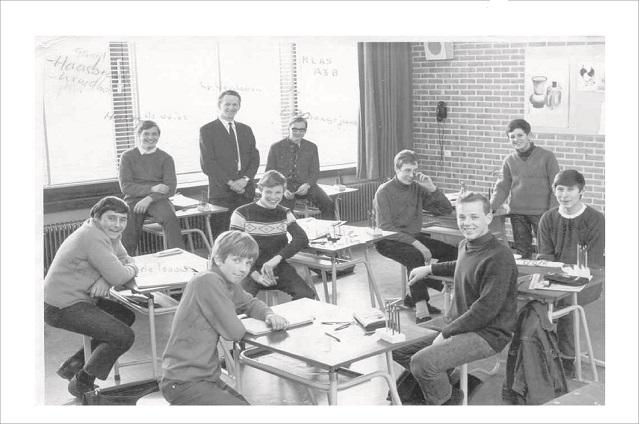 De School zoals die vroeger was