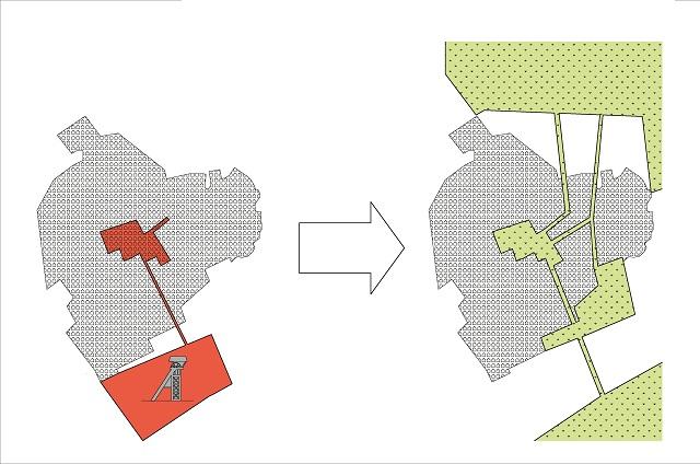 Een nieuwe identiteit: van mijnwerkerswijk naar groen onderdeel van Parkstad Limburg
