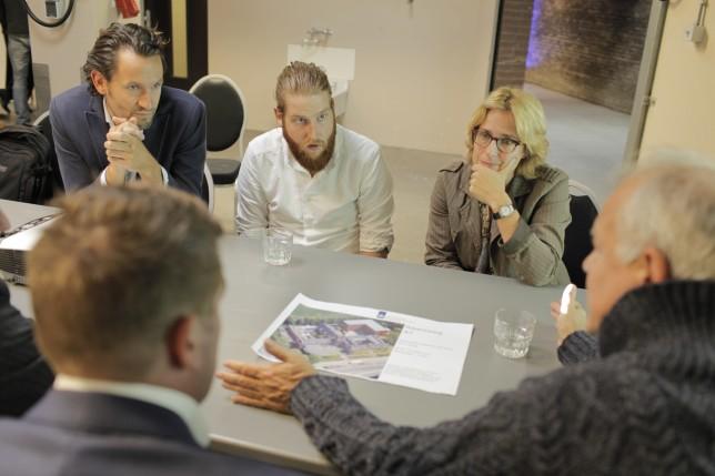 Deelsessie expertmeeting Wolvenplein. foto: Judith Quax