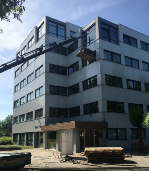 Transformatie Plotterweg 2 Amersfoort (bouwjaar 1988)