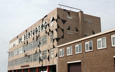De Besturing. Binckhorst, Den Haag