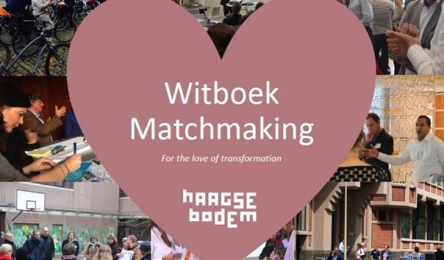 Cadeau: Witboek Matchmaking in de Leegstandsmarkt