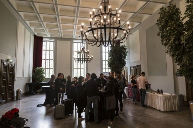 De Officierscasino Soesterberg, onderwerp van de Week van het Lege gebouw 2017.