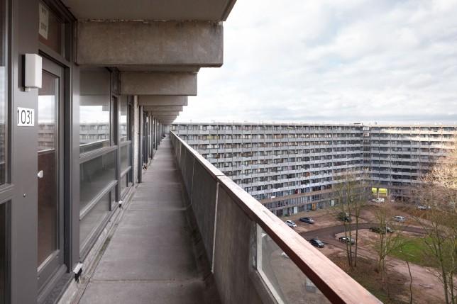 DeFlat Kleiburg. Foto: Stijn Poelstra